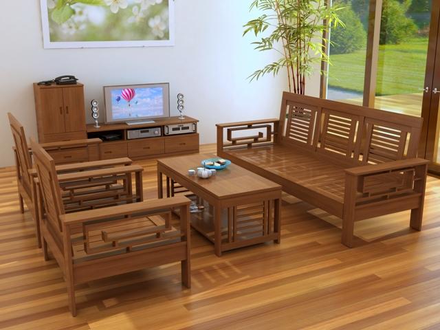 Mẫu bàn ghế phòng khách đẹp BG6803
