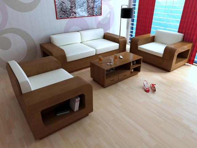 Bộ bàn ghế phòng khách BG6801