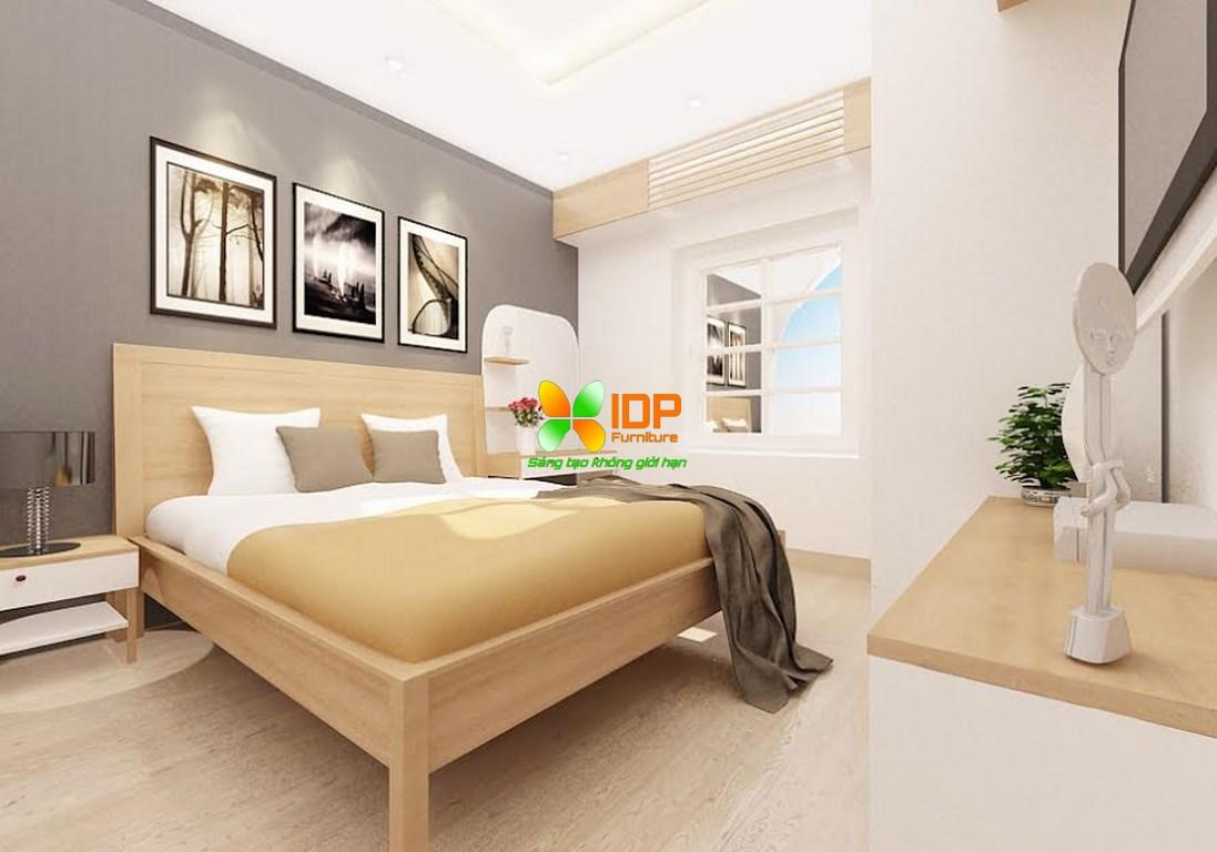 Mẫu phòng ngủ đẹp hiện đại PN603