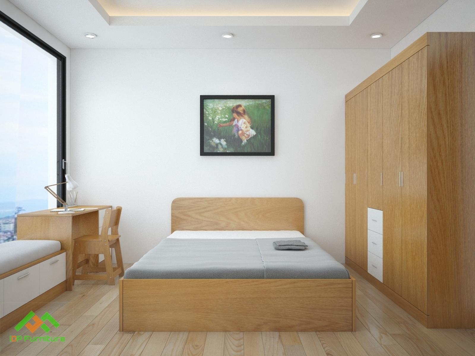 Mẫu phòng ngủ cho bé trai đẹp
