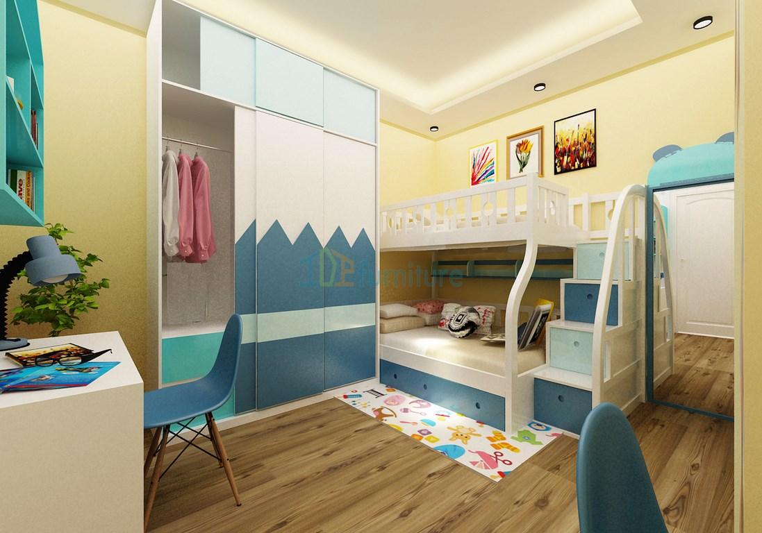 Thiết kế chung cư hiện đại chung cư Euro Land