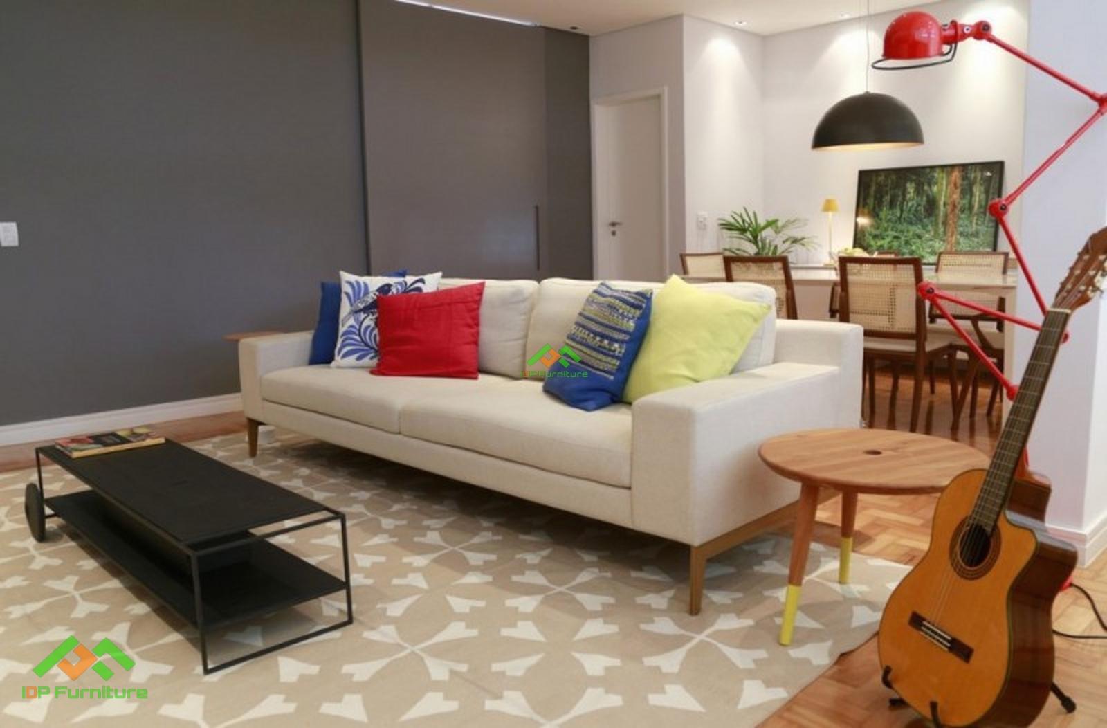 Thiết kế nội thất chung cư Ruby Vinhome