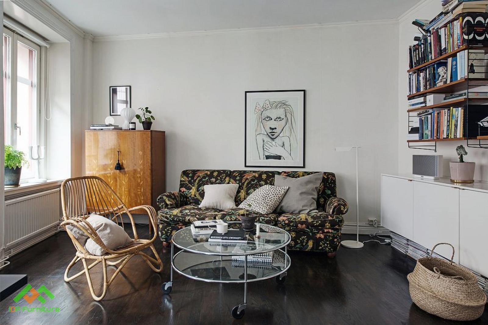 Thiết kế nội thất chung cư việt hưng