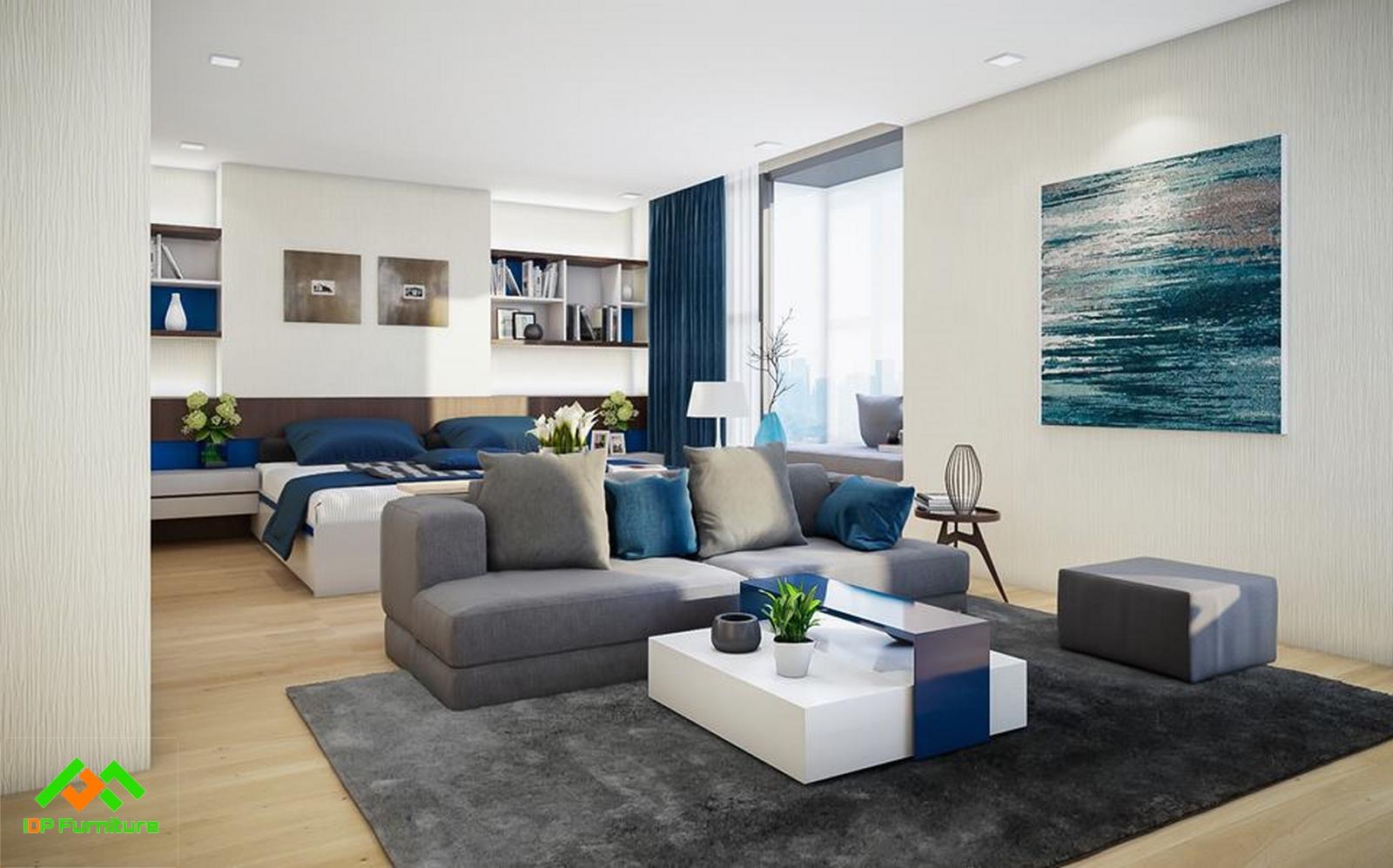 Thiết kế nội thất chung cư T11 Time City