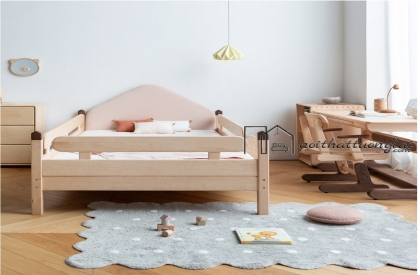 Giường ngủ cho bé kiểu dáng nhỏ gọn GB6816