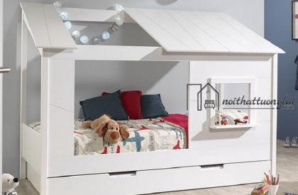 Giường ngủ ngôi nhà cho bé GB6818