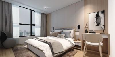 Thiết kế nội thất chung cư Đoàn ngoại giao