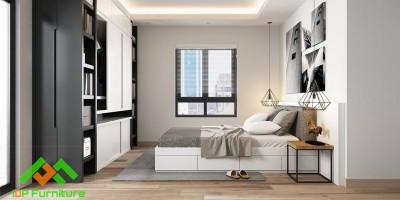 Thiết kế nội thất chung cư Dự án Park hill-Time city