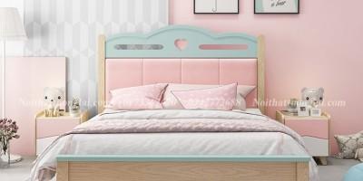 Những mẫu giường ngủ trẻ em đa năng  hiện đại dưới 6 triệu đồng