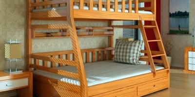 Danh sách các mẫu giường tầng trẻ em giá chỉ dưới 9 triệu đồng