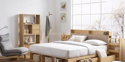 Ứng dụng 4 mẹo thiết kế phòng ngủ thoải mái
