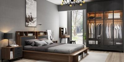Cách đặt và hướng kê giường phòng ngủ đúng phong thủy