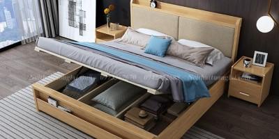6 vị trí đầy sát khí tuyệt đối không nên đặt giường ngủ