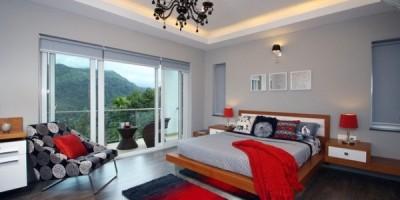 Gợi ý cách phối màu chuẩn trong phòng ngủ