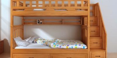 Làm thế nào để lựa chọn kích thước giường tầng phù hợp?