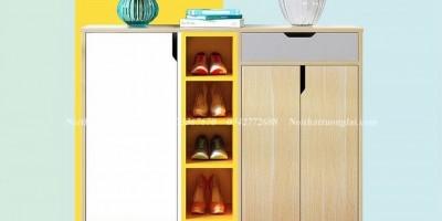 Cách đặt tủ giày trong phòng khách hợp phong thủy