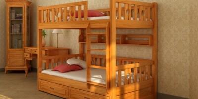 Cách tìm kiếm giường tầng trẻ em phù hợp nhất