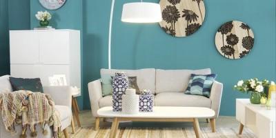 Đèn trang trí nội thất tạo điểm nhấn cho căn phòng