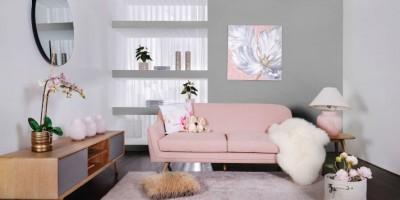 Sử dụng màu sắc trong thiết kế nội thất